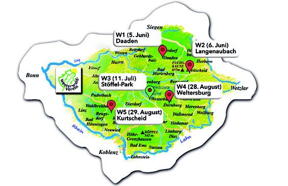 Wandern und wundern mit dem Westerwald-Verein