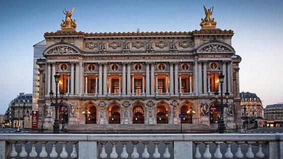 opéra Garnier photo