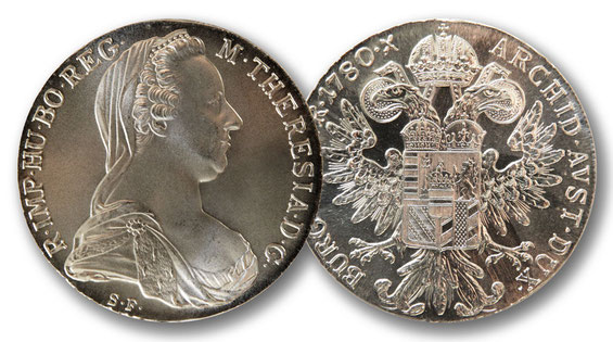 Maria Theresien Taler 1780