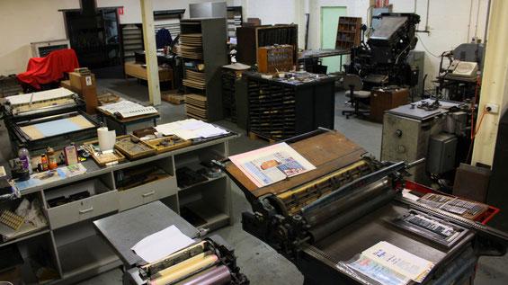The Museum's Working Studio