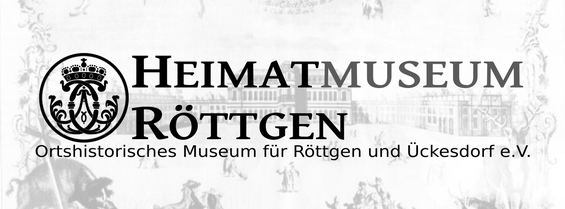Das Logo des neuen Heimtatmuseums Röttgen