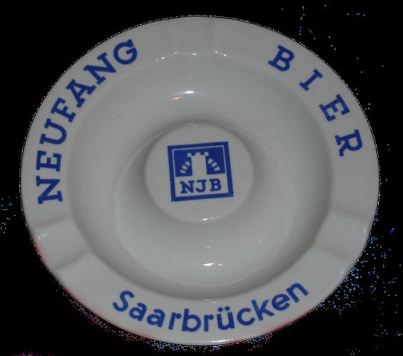 Aschenbecher Neufang Brauerei