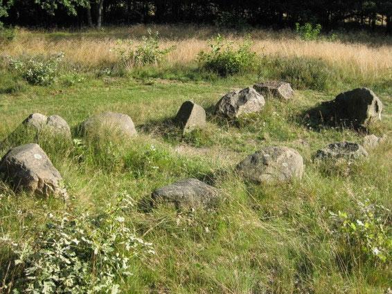 Steinkreis Berßen, Foto:AReiners