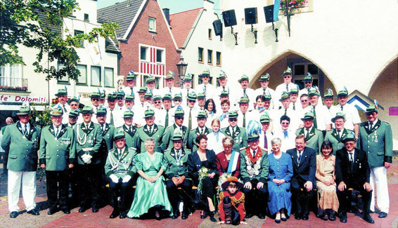 Königskompanie 1997 - 1999
