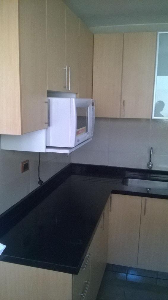 Muebles de cocina decoracion de interiores for Muebles de cocina finsa