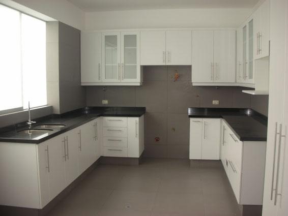 Muebles de cocina decoracion de interiores for Amoblamientos para lavaderos