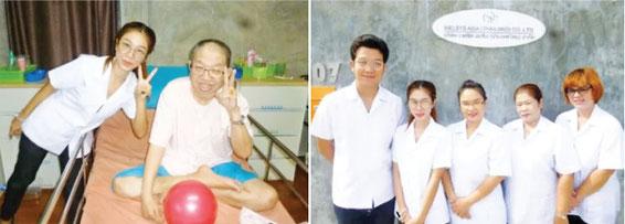 タイの日本人向け高齢者介護施設