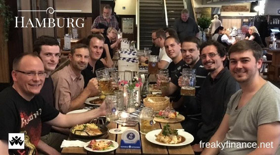freaky finance,  Finazblogger-Treffen in Hamburg, 17.08.2017