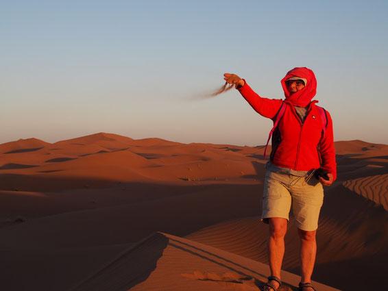 Erg Chigaga Marokko