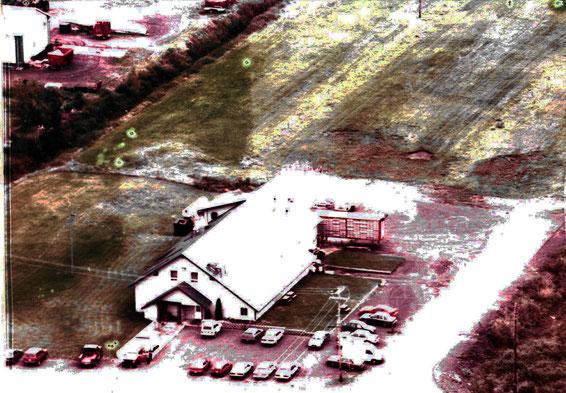 Abattoir Agri-Bio en 1997