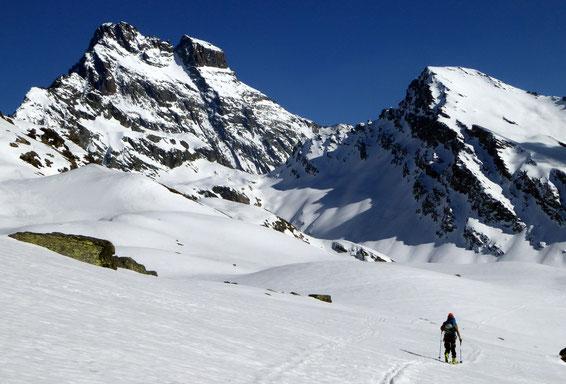 Face au géant du coin : le Mont Viso