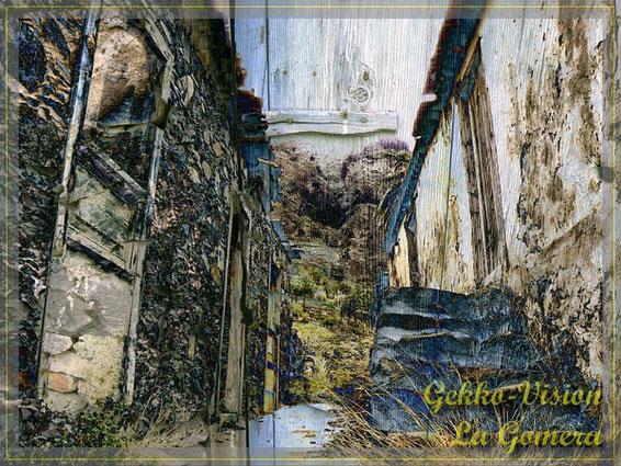 La Gomera alte Häuser © Henner Riemenschneider Gekko-Vision La Gomera