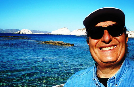 Milos Island - Cyclades 30.5.2013