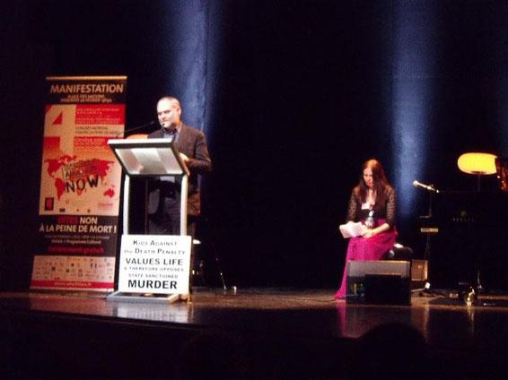 Jo Berry und Pat Magee - Täter und Opferangehörige auf derselben Bühne: Versöhnung ist möglich!
