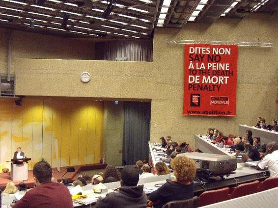 Drei Tage lang diskutierten die Teilnehmer in Plenumssitzungen, Roundtables und Workshops.