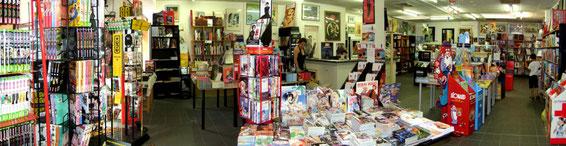 Zalactoree BD - mangas, comics, nouveautés, éditeurs indépendants, occasions et premières éditions