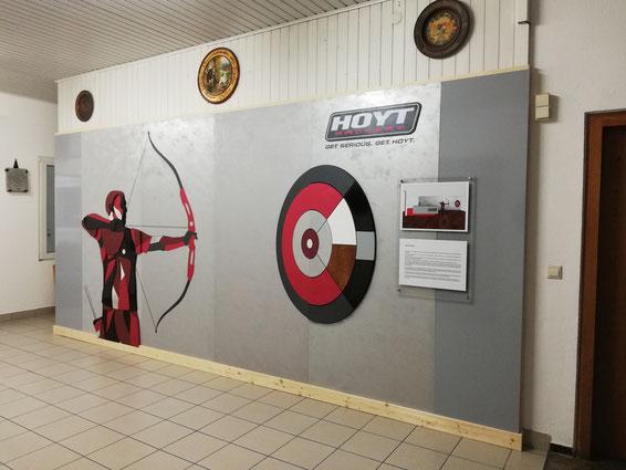 Der Bogenschütze der SGes Esslingen