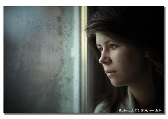 Therapie, Hypnose, Traurigkeit, Depression, depressiv, Erschöpfung