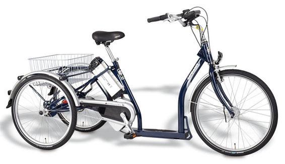 Dreirad Fahrrad - Dreiräder vom Experten in der Schweiz