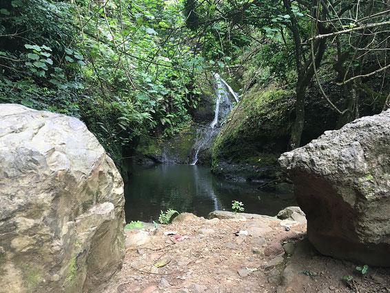 Wigmore falls, papua falls, papua, rarotonga, Island waterfall