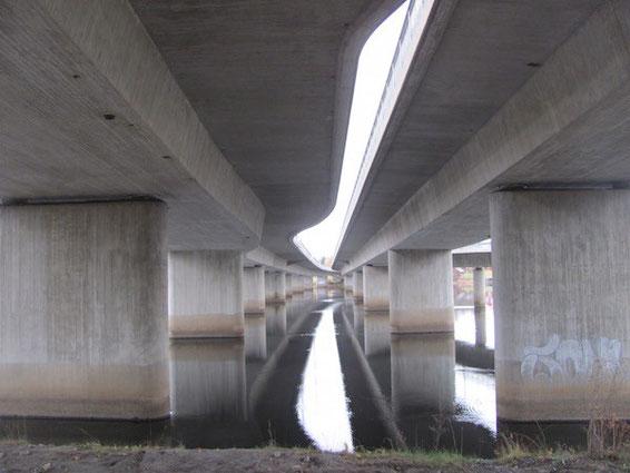 Umeå, Brücke, Design