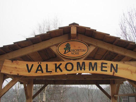Arboretum Norr, Umeå