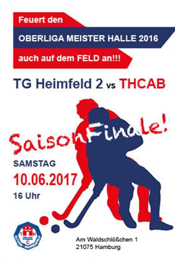 THCAB Herren Saisonfinale