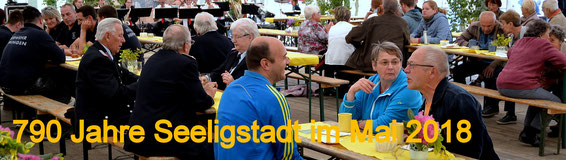 Bild: Teichler 790 Jahre Seeligstadt