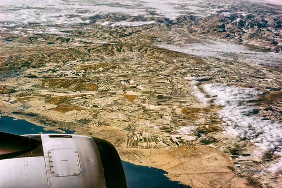 Mittelmeer, Mediterranean Sea, Infrarot, Holger Nimtz, Infrared, Fotografie, Luftbild, Luftbildaufnahme, Photography, Infrarotaufnahme, IR,