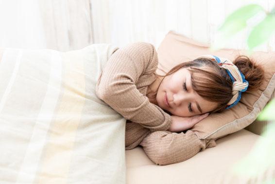 ストレス障害と睡眠障害の3つの関係