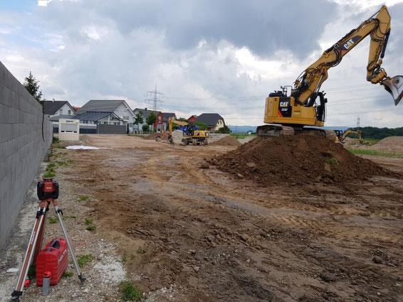 Tiefbau, Strassenbau, Kanalbau, Grunstücksentwässerung, Regen- und Schmutzwasserleitungen, Thomas Stöhr ZEll a.H.