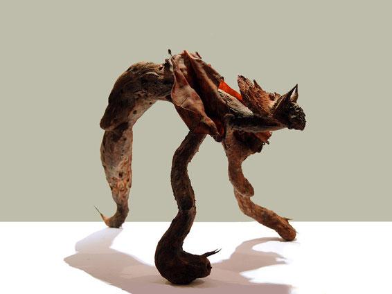 Amador Vallina: El Dragón Xicarandana, 2002