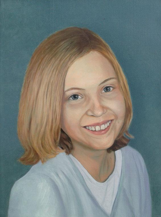 "Portrait ""Antonia"""