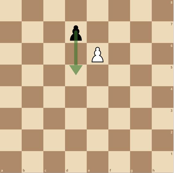 練馬チェス教室  ポーン  アンパッサン チェスの魂 変則ルール できない