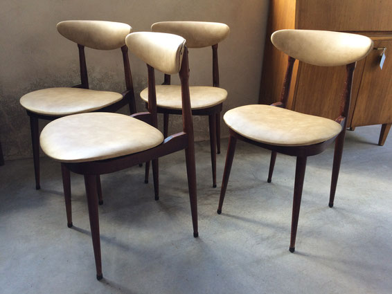 Pierre Guariche, chaise Baumann, chaise Licorne