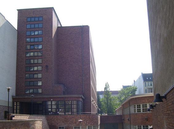 Ehemaliges Fernsprechamt - Belziger Straße - Berlin Schöneberg