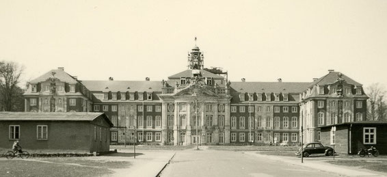 Schlossplatz 1950er Jahre - Sammlung Henning Stoffers