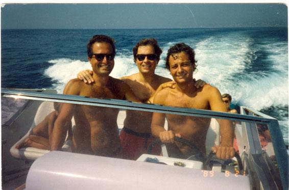 Albatros IIº - 21.8.1989 - Barbaranelli's brothers
