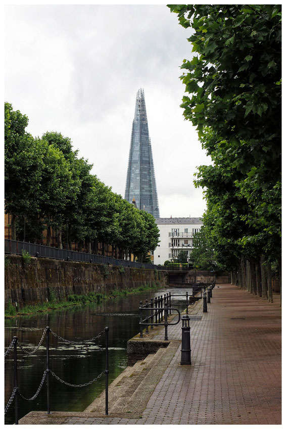 London - East End - The Shard