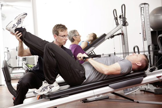 Physiotherapie Am Schlump – Funktionelles Training. GRAVITY Training