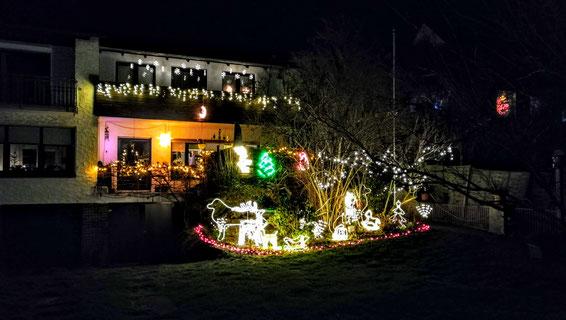 Bild: ~ Weihnachtsillumination am Peiner Herzberg (Maschweg) 2018 ☺☼☻ ~
