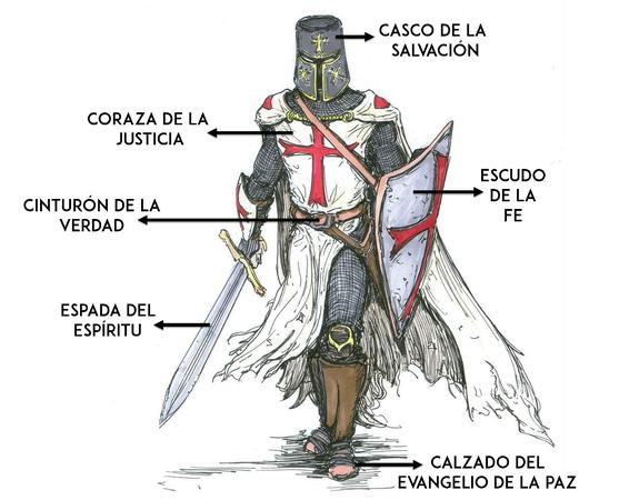 La Armadura De Dios Parte 1 Radio Talismán Pasión Por Cristo