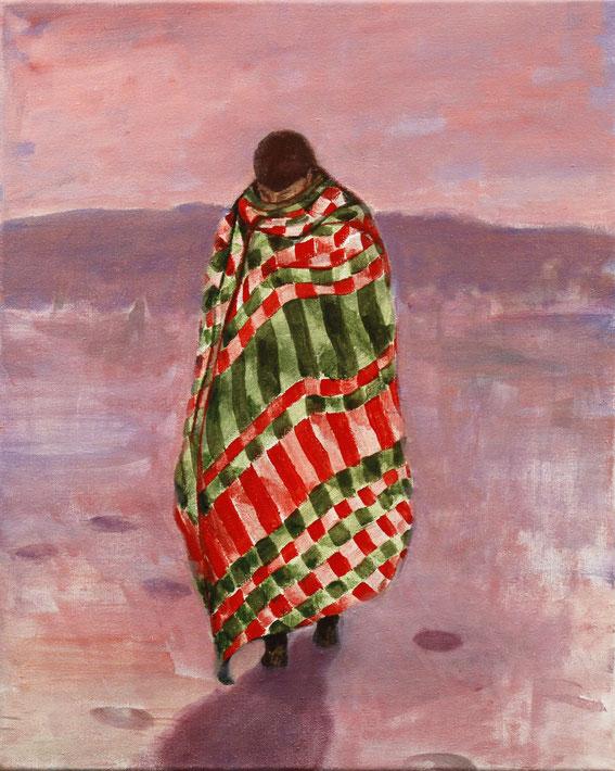 'Blanket' 50x40 cm