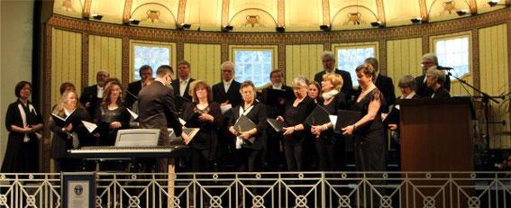 d´accord - Konzert der Leistungschöre - Wandelhalle Bad Kissingen - 120415