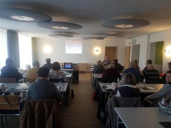 Sängerkreis  GA-Sitzung Bad Bocklet - 16-02-19