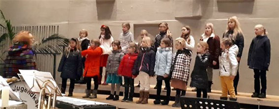 Göritzer Chorkids - Adventskonzert 2018
