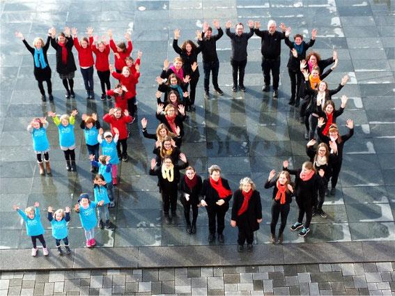 2019 - 30 Jahre Kinder- und Jugendchor Mellrichstadt