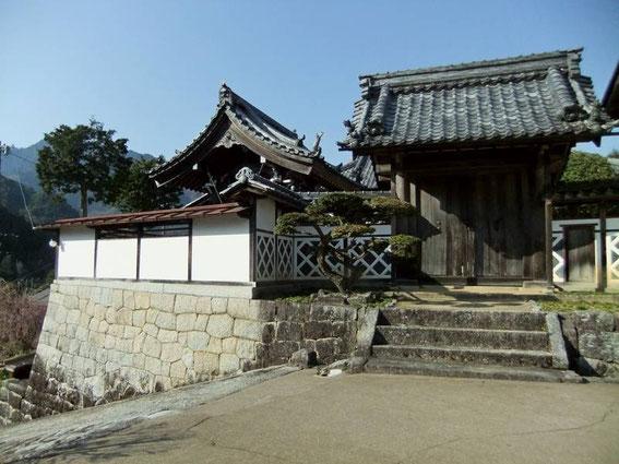 temple bouddhiste Rurisan Kōtoku-ji  (光徳寺)
