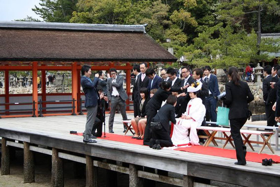 mariage shinto traditionnel