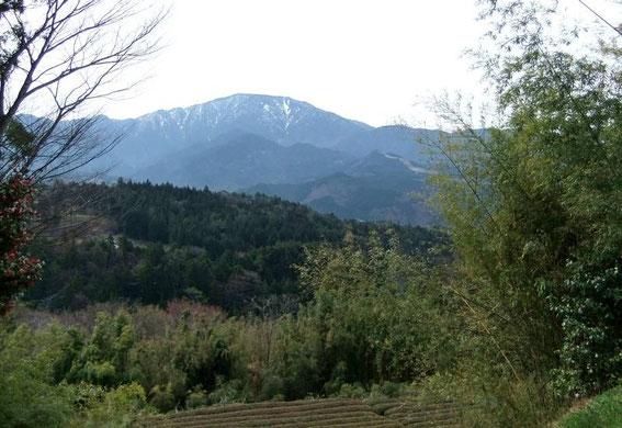 Le mont Ena